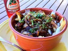 Mole Fries | Taco Spot | Eagle Rock