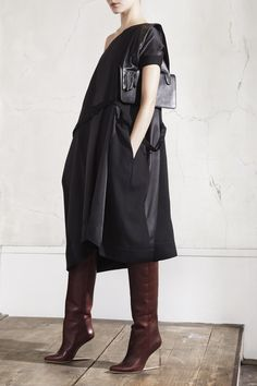 Maison Martin Margiela for H&M Lookbook: Oversize Kleid