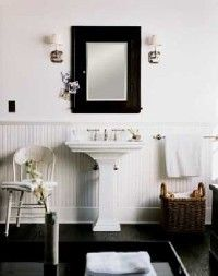 "TLC Home ""Bathroom Decorating Idea: Minimalist Decorating Tips"""