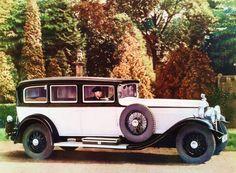 1927 Minerva