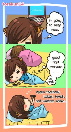 Torakun Comics :: Good Night... oh wait.. | Tapastic - image 1