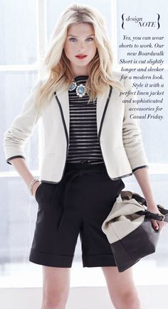 Sophisticated style from Ann Taylor.