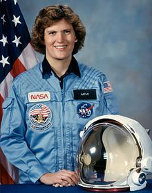 Kathryn D. Sullivan; STS-41G, STS-31, STS-45