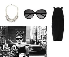 Vogue Daily - Audrey Hepburn dans Breakfast at Tiffany   i>