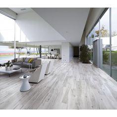 Kauri White living space
