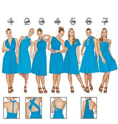 How to Make Your Own Convertible Dress « showmehowto.net - video tutorials