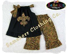 Custom Boutique Clothing Black Pillowcase by ZamakerrClothingCo