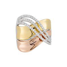 Littman Jewelers   5/8 ct. tw. Diamond Fashion Ring
