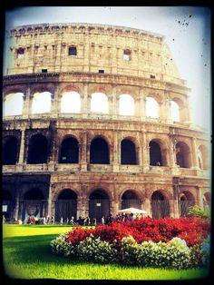 Postcard rome