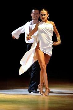 Ballroom Latin:love the dress