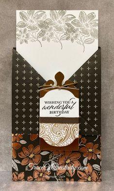 Fancy Fold Cards, Folded Cards, Pocket Cards, Stamping Up Cards, Card Envelopes, Simple Elegance, Anniversary Cards, Designer, Stampin Up