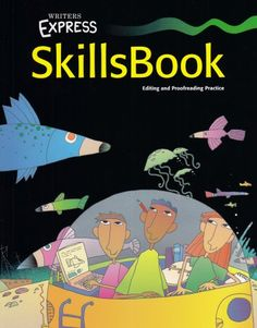 Amazon.com: Writers Express: Skills Book, Editing and Proofreading Practice (9780669471687): GREAT SOURCE: Books