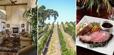 Wine-cation Destinations | Where to stay, what to do and what to eat and drink in Paso Robles, California