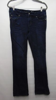 SEVEN 7 FOR ALL MANKIND Jeans Size 8 #7ForAllMankind #Relaxed