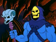 Skeletor 1983  http://www.animasan.com.br/man-skeletor-conheca-origem-musculoso-esqueleto-de-man/