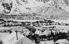 Klondike Gold Rush: About One hundred thousand prospectors moved to the area of Yukon Canada for the gold that was found there