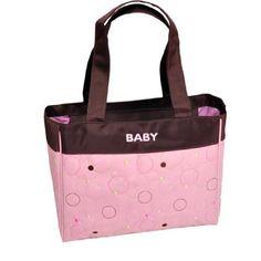 2 Farbe Baby Wickeltasche Reisetasche Windeltasche Pflegetasche Wasserdichte Damen Mutter Kinder Handtasche(Medium,Pink) Fashion Season http://www.amazon.de/dp/B00JX8ONQ2/ref=cm_sw_r_pi_dp_.vb8ub0W0S166