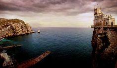 The Swallow's Nest Castle, Crimea