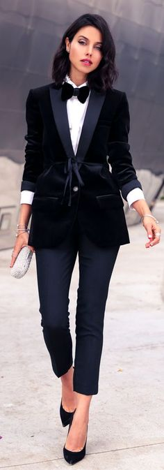 White And Black Menswear Spirited Button Down by Vivaluxury