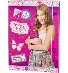 Violetta postmappe
