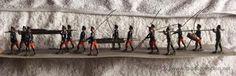 Juguetes Antiguos: Ejercitos de soldaditos de Plomo PALOMEQUE ?,impresionante colección de soldados de plomo ,años 20 - Foto 29 - 47167279