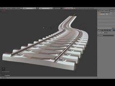 Blender Array vs. Instancing - YouTube