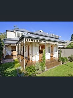 27 Chisholm Street, Greenwich, NSW View property details and sold price of 27 Chisholm Street & other properties in Greenwich, NSW Cottages, Outdoor Spaces, Real Estate, Mansions, Street, House Styles, Home Decor, Outdoor Living Spaces, Cabins