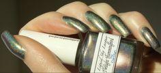 Liquid Sky Lacquer - Twilight Hummingbird