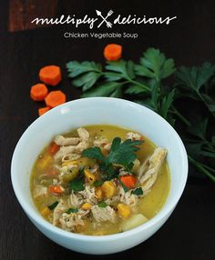 """Multiply Delicious- The Food 