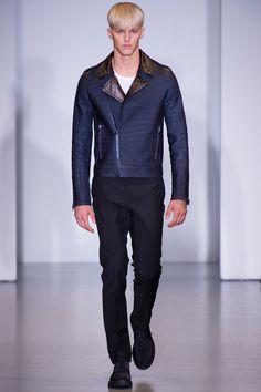 Calvin Klein Collection | Spring 2014 Menswear Collection.