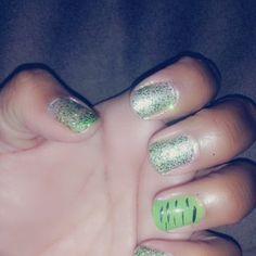 Celebrity girl'z nails