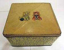 Tin Box Lazzaroni