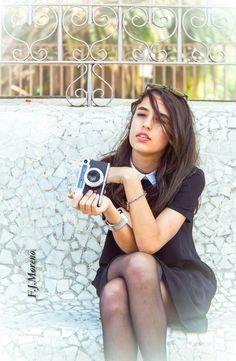 Photograph: Fernando Moreno.  Model : Laura Moreno