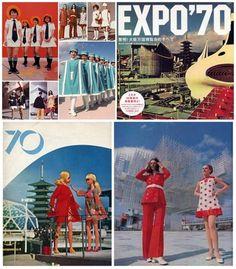 """(日本万国博覧会 - """"Expo '70""""  )"""