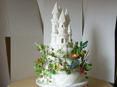 "Fairy Wedding Cakes | Fairy Castle"" Wedding Cake | Flickr - Photo Sharing!"