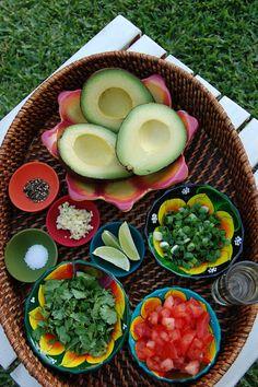 "Cinco de Mayo: Tableside Guacamole for ""Grown ups"" w/ TEQUILA!"