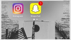 Snapchat vs. Instagram: Welche Plattform eignet sich besser?