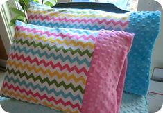 Minky Toddler Pillowcase TutorialMinky Toddler Pillowcase Tutorial -
