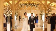 Decorate your stunning venue with the most breath taking floral designs to make your day perfect Floral Arch, Floral Wall, Wedding Film, Wedding Venues, Colshaw Hall, Floral Chandelier, Wedding Videos, Bridesmaid Dresses, Wedding Dresses