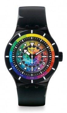 Swatch® US - CHROMATIC WATER - SUUB401. http://store.swatch.com/