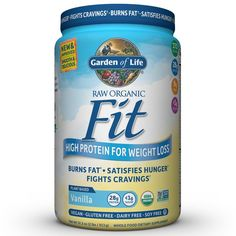 Garden of Life Organic Meal Replacement - Raw Organic Fit Vegan Nutritional Shake for Weight Loss, Vanilla, 32.2oz (913g) Powder.   Read the rest of this entry » http://weightloss-review.biz/weight-loss/garden-of-life-organic-meal-replacement-raw-organic-fit-vegan-nutritional-shake-for-weight-loss-vanilla-32-2oz-913g-powder/