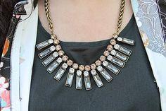 Luxe Noir LE TOTE Necklace