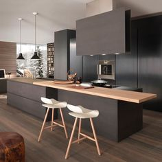 A black kitchen that will tempt you to go dark for your next remodel! #love #followback #instagramers #socialenvy #tweegram #photooftheday #amazing #smile #follow4follow #like4like #look #instalike #igers #picoftheday #food #instadaily #instafollow #followme #iphoneonly #instagood #bestoftheday #instacool #instago #all_shots #follow #webstagram #colorful #style #swag