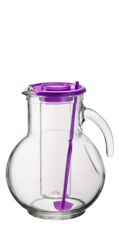 Kufra Multicolor Jug from Bormioli Rocco available in six colors