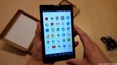 """NAVITEL T500 3G - tablet / nawigacja / telefon - recenzja 7"""" tabletu w c..."""