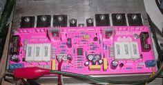 APEX B250 Power AMplifier
