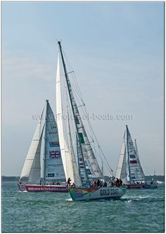 Gold Coast, Winner of the Clipper Round the World Race 2011/12