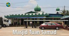 Masjid Tuan Samad, Permatang Sungai Dua