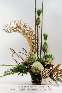 Floral arrangement by rhea