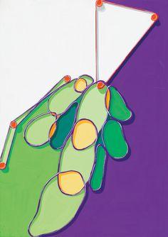 色彩構成解答例08|多摩美術大学 生産デザイン学科プロダクトデザイン専攻